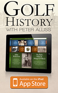 Golf History With Peter Alliss - App on iTunes now!